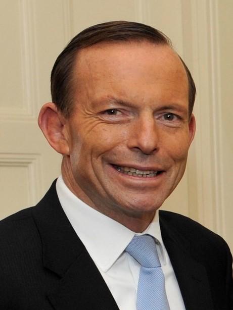 澳洲前總理艾波特(Tony Abbott)(圖/Department of Foreign Affairs and Trade/CC BY 3.0 AU)