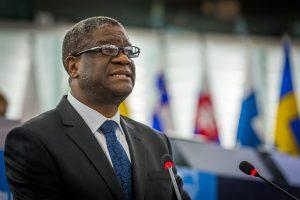 2018 年諾貝爾和平獎得主穆克維格醫師(Denis Mukwege)(圖/Photo Claude TRUONG-NGOC/CC BY-SA 3.0)