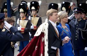 荷蘭國王 King Willem-Alexander(圖/Gerben van Es:Ministerie van Defensie/CC BY-SA 1.0)