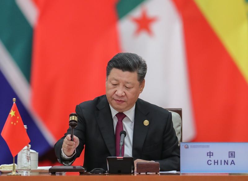習近平(圖/中國政府)