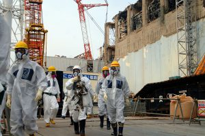 IAEA Experts at Fukushima 福島核災(圖/IAEA Imagebank/CC BY-SA 2.0)