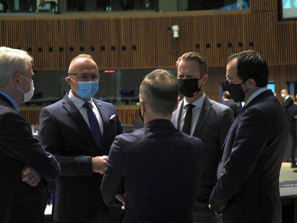 歐盟外長會議(圖/European Council)