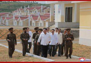 Kim 金正恩-2(圖/KCNA)
