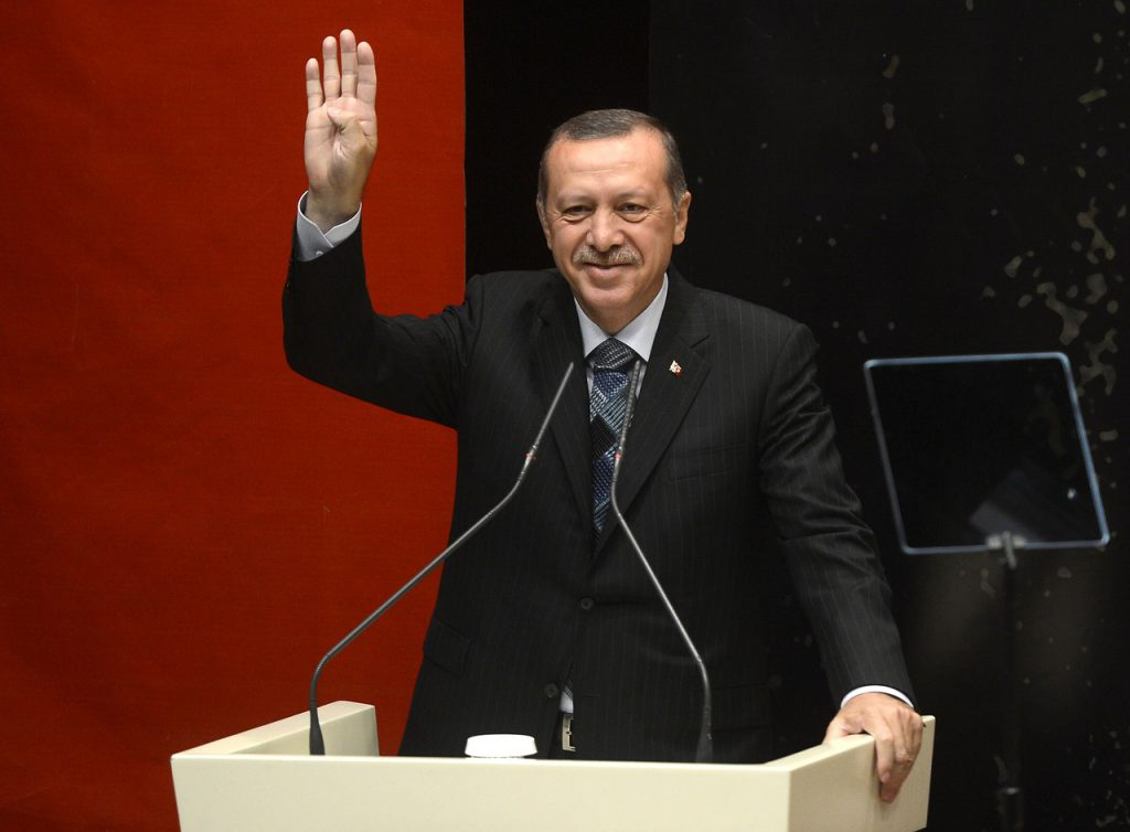 土耳其艾爾段 Erdogan(圖/Needpix)