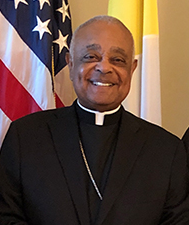 Wilton Gregory(圖/U.S. Embassy to the Holy See)