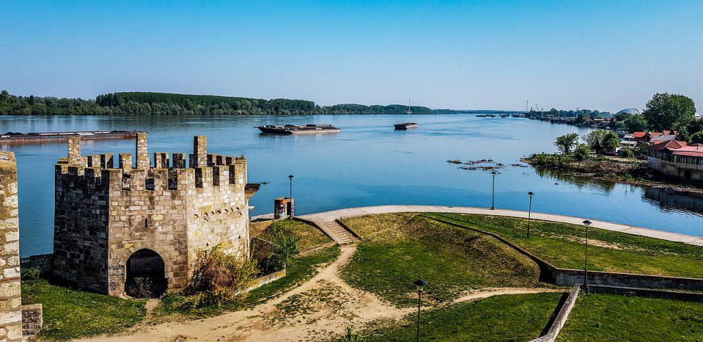 塞爾維亞斯梅代瑞佛(Smederevo)Smederevo Serbia Medieval(圖/pixabay)