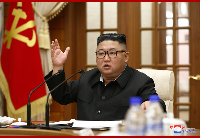 Kim 金正恩-3(圖/KCNA)