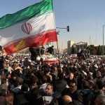 Demonstration_of_people_of_Isfahan_Condemning_the_unrests_in_2017–18_Iranian_protests_05(圖/Morteza Salehi/CC BY 4.0)