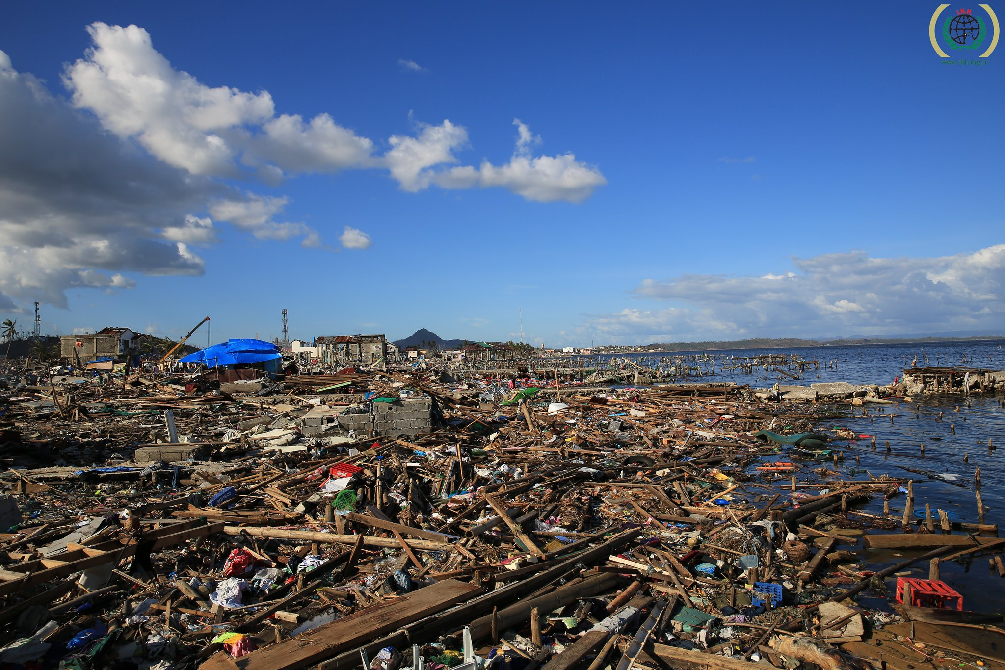 Philippines after Typhoon Haiyan 2013(圖/IHH Humanitarian Relief Foundation/CC BY-NC-ND 2.0)
