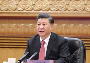 習近平 APEC (圖/中國外交部)
