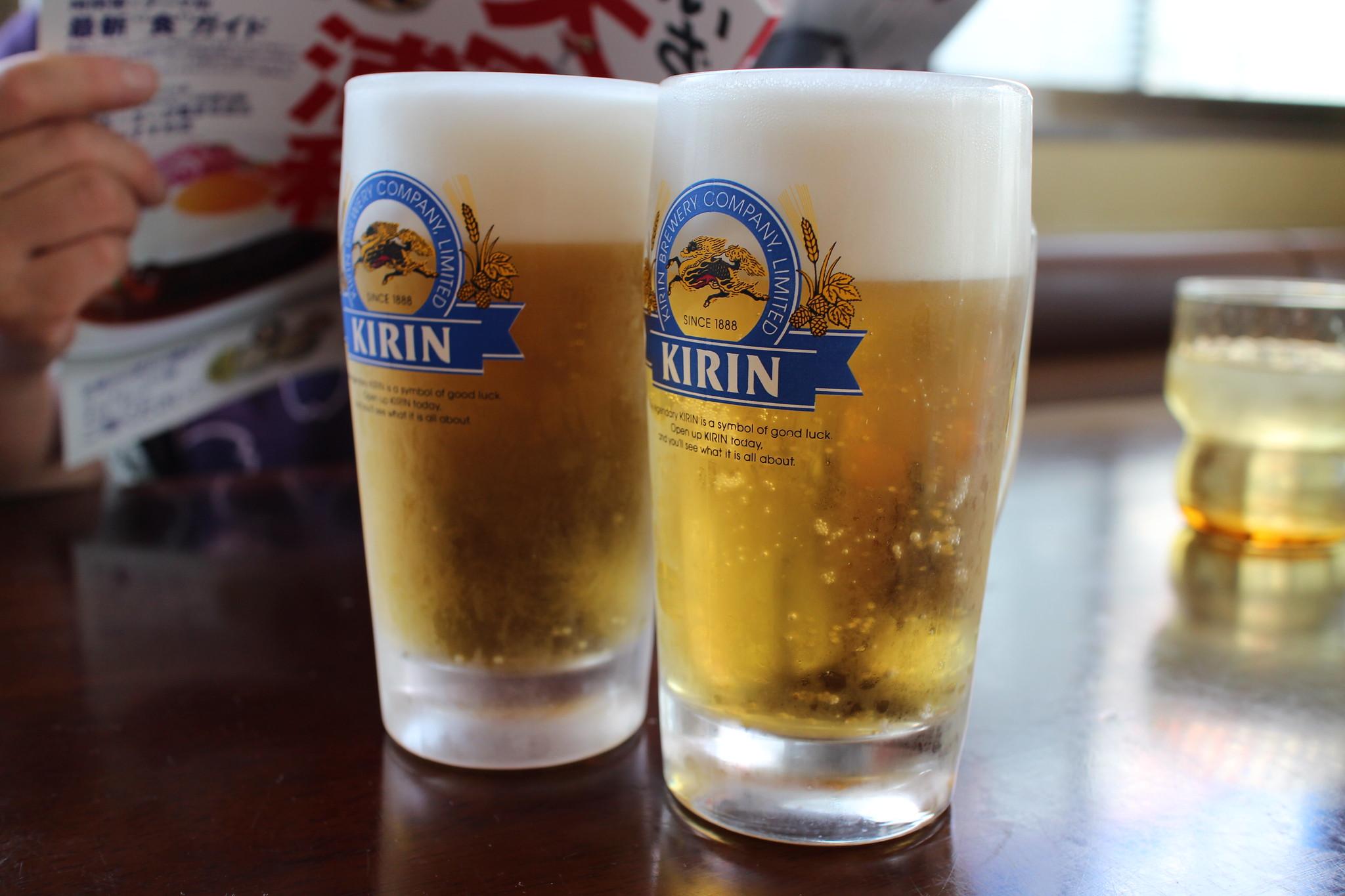 kirin beer 啤酒(圖/makipapa/CC BY-NC-ND 2.0)