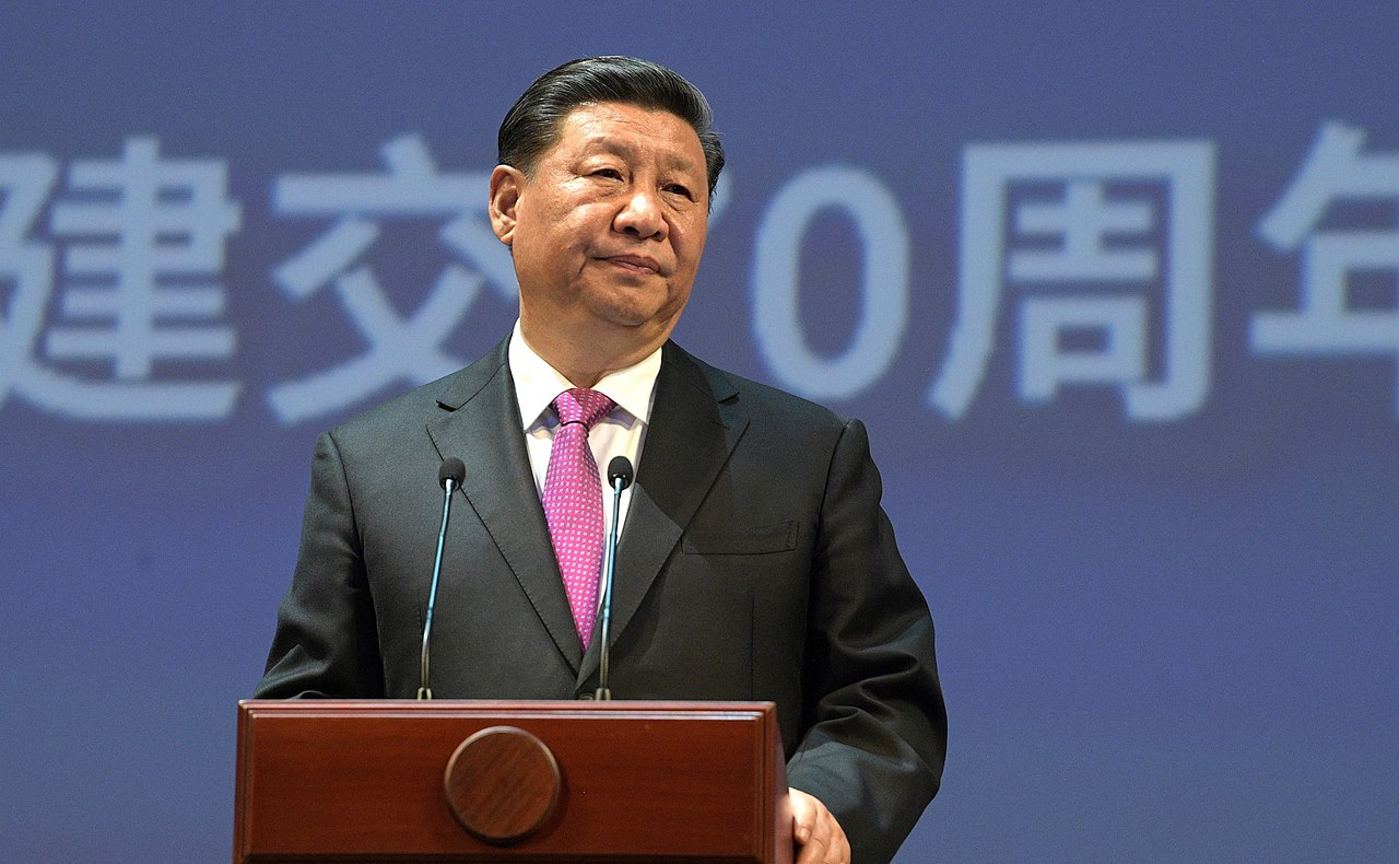習近平 Xi_Jinping(圖/ The Presidential Press and Information Office/CC BY 4.0)