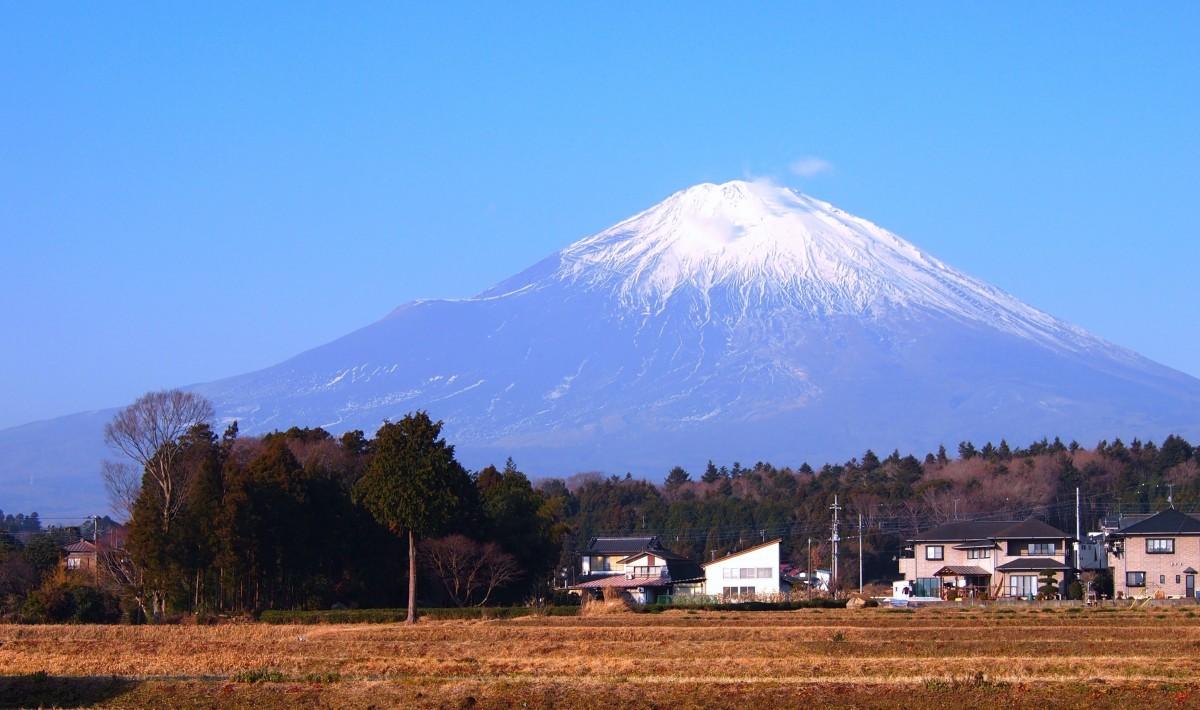 Fujisan 富士山(圖/pxhere)