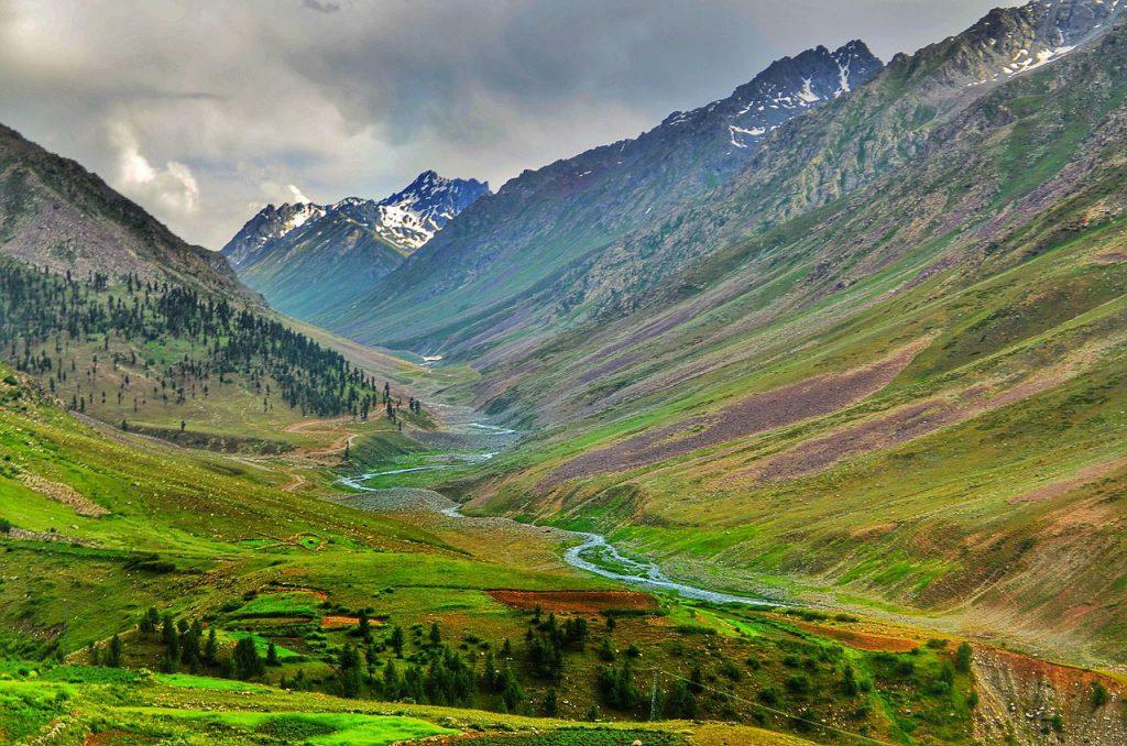 吉爾吉特-巴爾蒂斯坦(Gilgit-Baltistan)(圖/Faizalalwani/CC BY-SA 4.0)