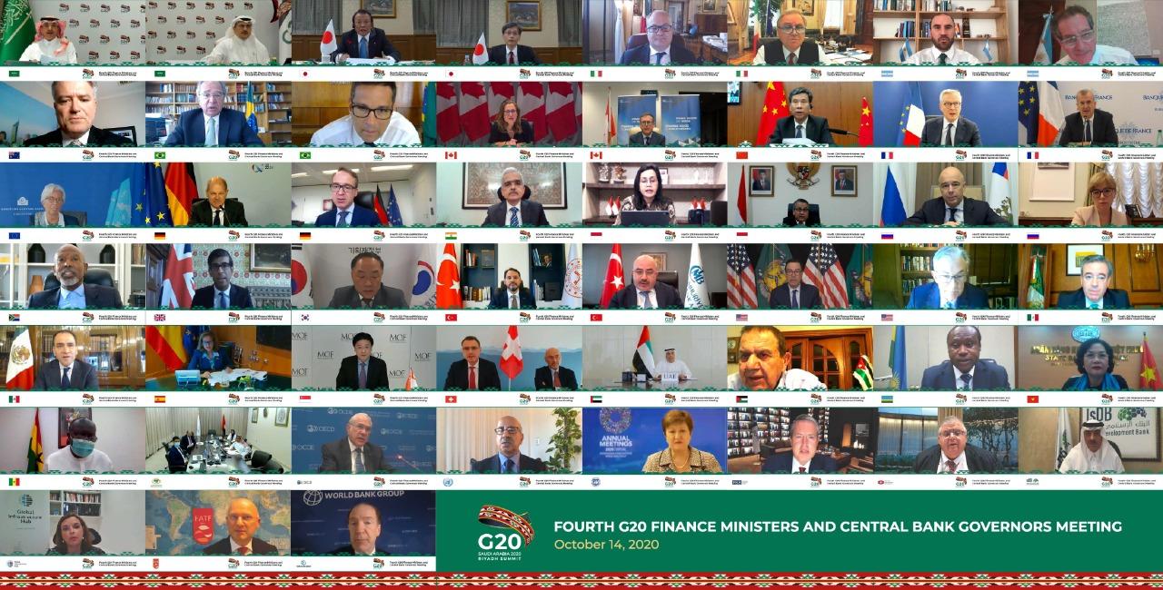 G20 Finance & Center Bank Ministers Meeting(圖/G20)