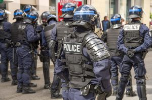 法國警察france(圖/needpix)