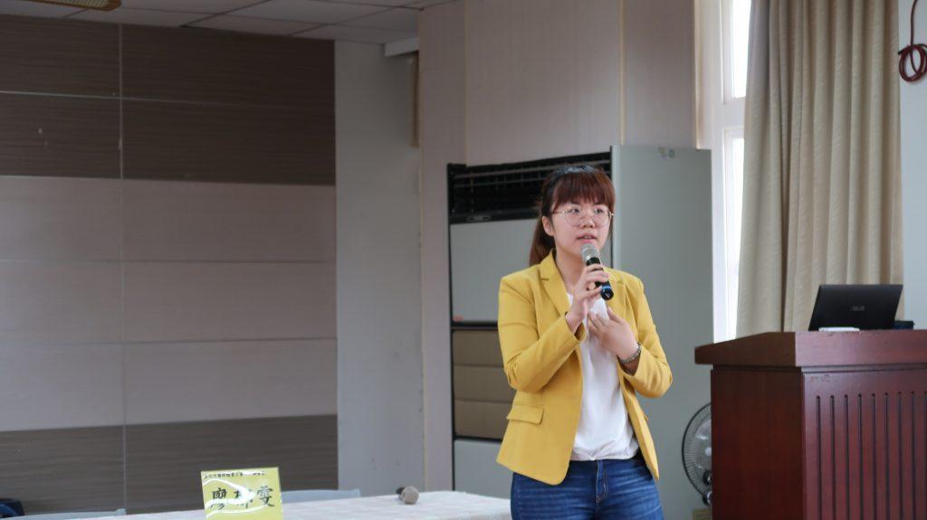 郁雯在擔任臺北市醫師職業工會期間,除了努力推動會務以外,也積極參與各類講座,與社會各界溝通。