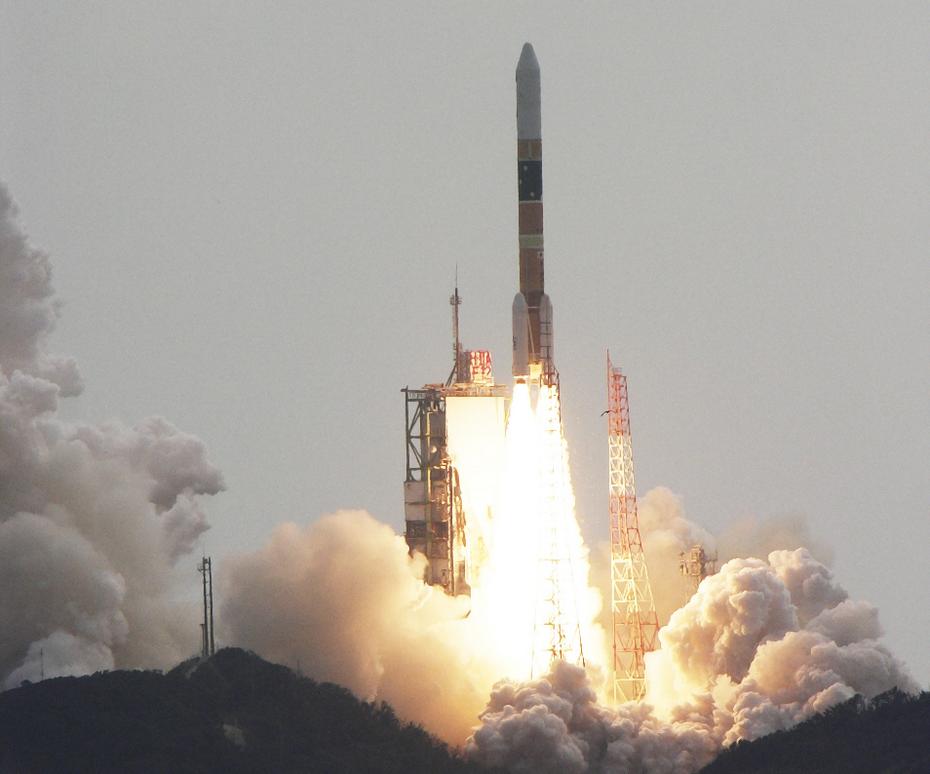 H-IIA F12(圖/Naritama/CC BY-SA 3.0)