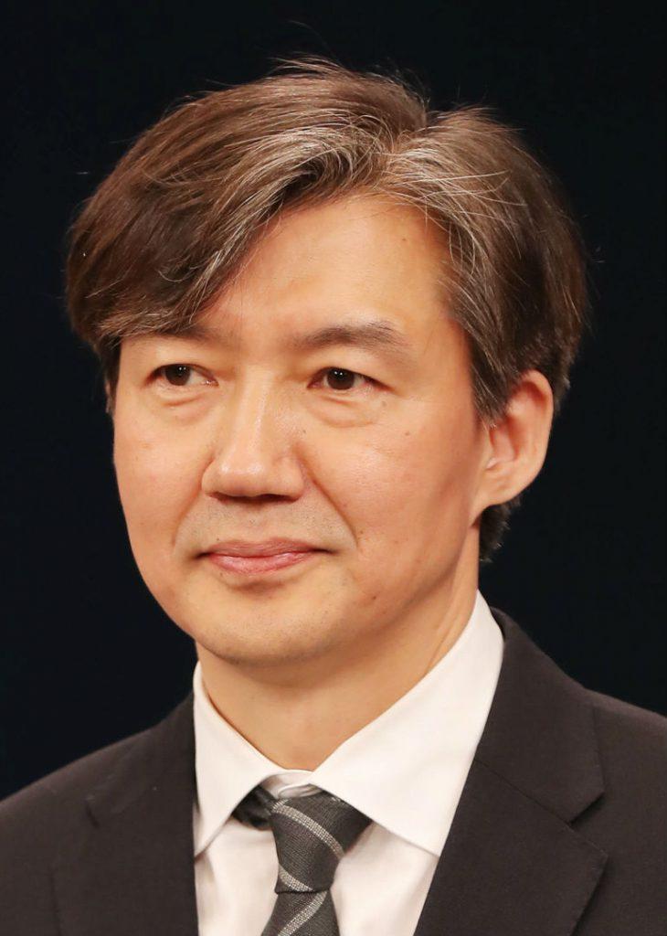 Jo_Guk_曹國(圖/대한민국 청와대/Korea Open Government License Type I Attribution)