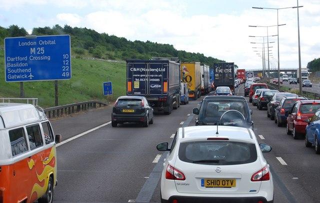 uk traffic(圖/geograph/CC BY-SA 2.0)