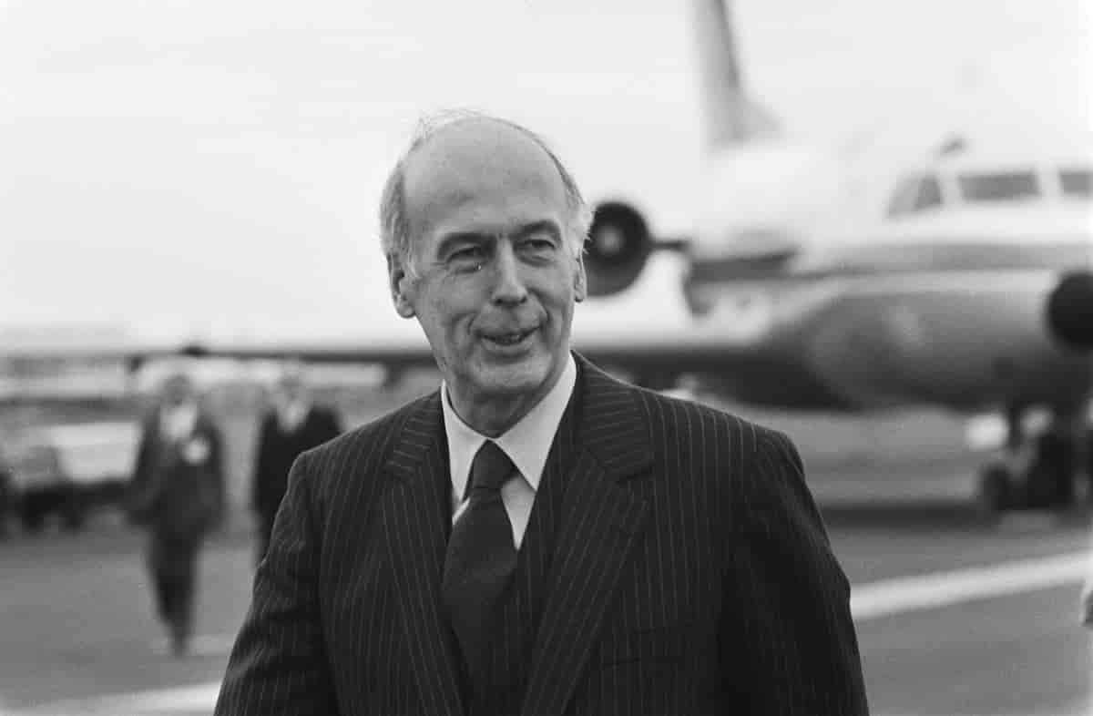 歐盟憲法之父季斯卡(Valéry Giscard d'Estaing)(圖/Public Domain)