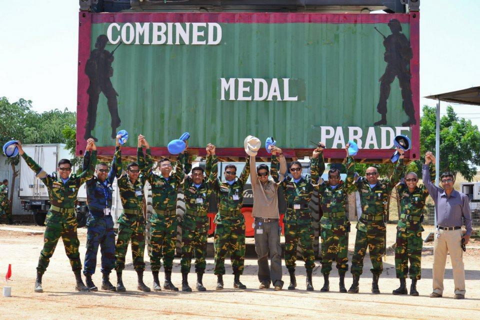 UNAMID 聯合國與非洲聯盟達佛聯合維和部隊(圖/Fahad Faisal/CC BY-SA 3.0)