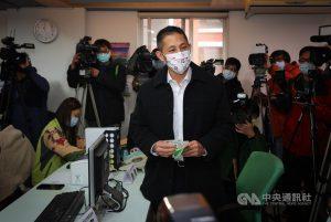 新境界基金會副執行長吳怡農登記參選台北市黨部主委