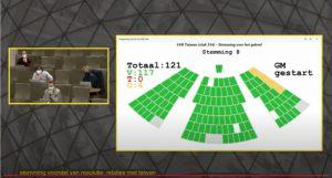 法蘭德斯議會通過決議 挺台灣民主強化合作。圖/中央社。