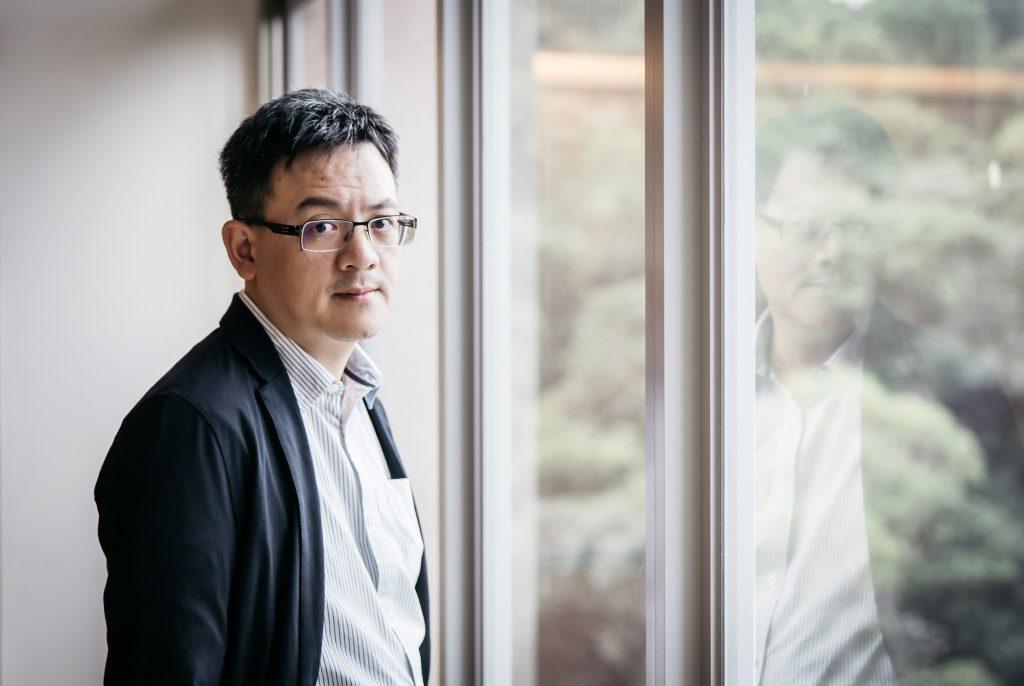 中央研究院法律研究所副研究員,蘇彥圖。 (圖/取自:https://www.iias.sinica.edu.tw/member_post/14?class=12)