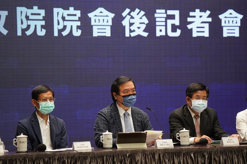 行政院發言人羅秉成今(1)日表示核四公投最終結果尊重,但政府需宣示核四重啟不可行。