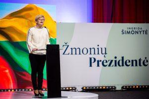 台灣與立陶宛將互設辦事處,立陶宛不畏懼中國強權的態度,是與台灣理念接近的夥伴。圖為立陶宛總理席莫尼特。 (圖/取自facebook.com/ingrida.simonyte1)