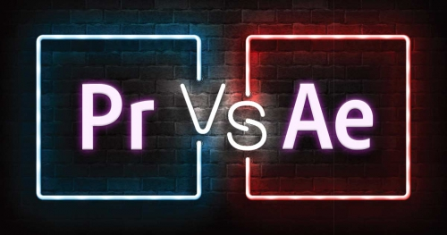 Adobe After EffectsとPremiere Proの違いと使い分け【比較】