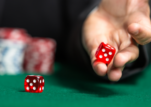 Dice and randomized controlled trial