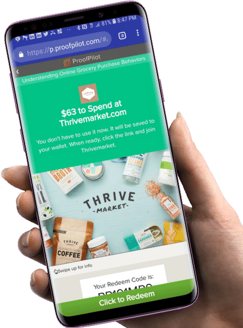 ProofPilot Introducing & Evaluating Digital Health Innovation in Nutrition Education Classes