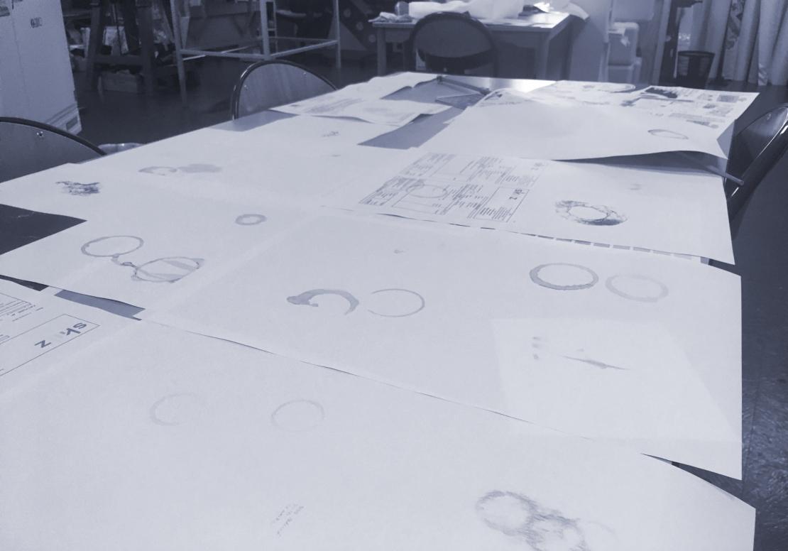 Processus artistique - Agence Skilz