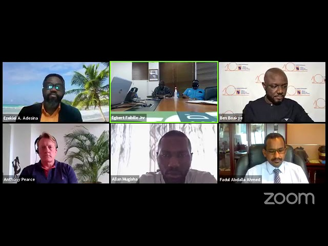 Covid-19 Response Strategies In Africa's Oil & Gas Industry - Day 1 - Perspectives From E&P Companies