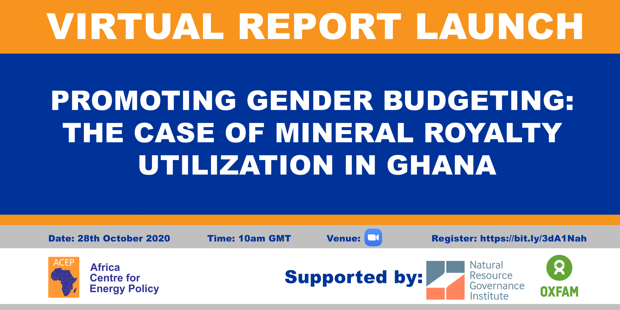 Promoting Gender Budgeting Report Launch