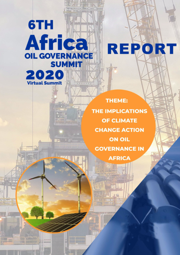 6th Africa Oil Governance Summit 2020 Report