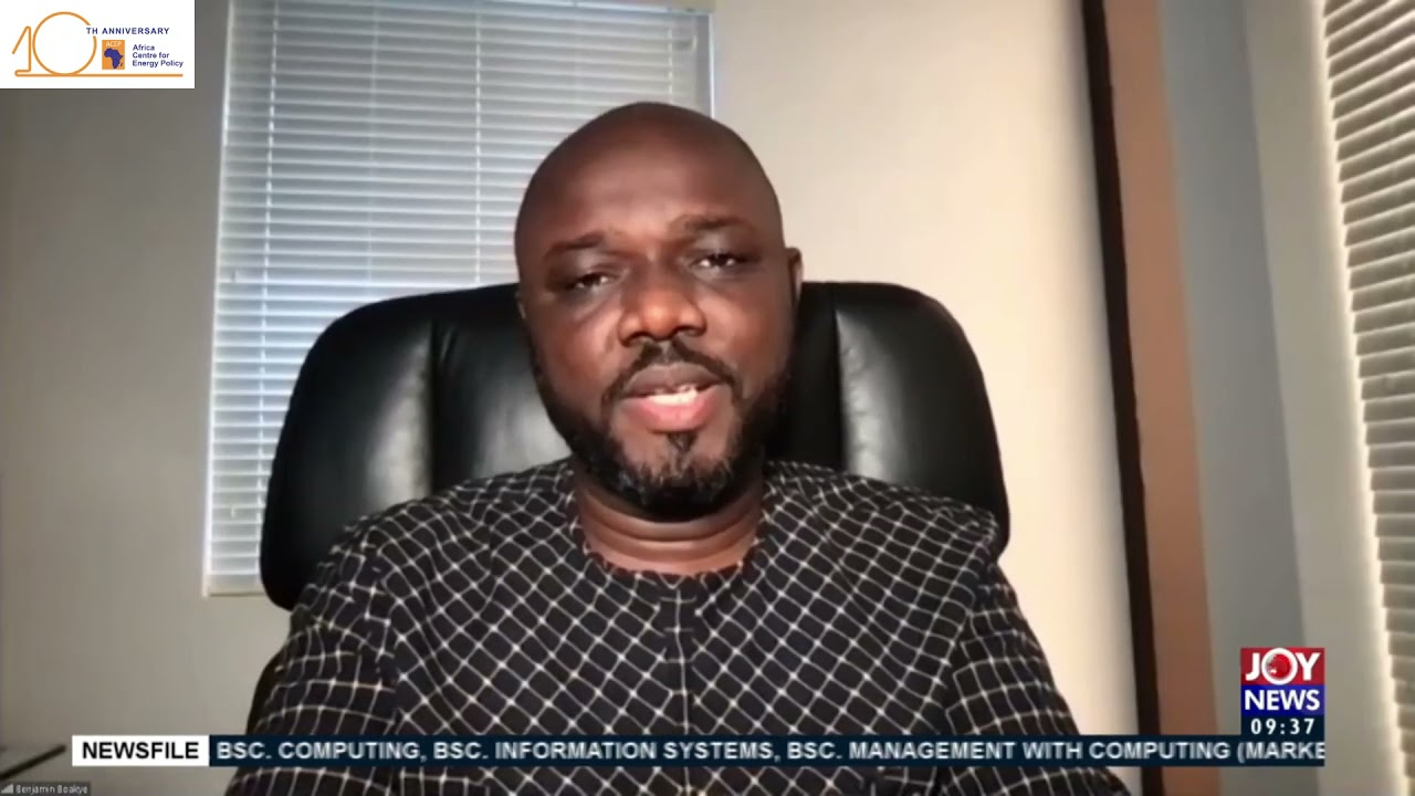 ACEP Speaks On Gold Smuggling: Ending The Criminal Loot - On NewsFile, Joy News
