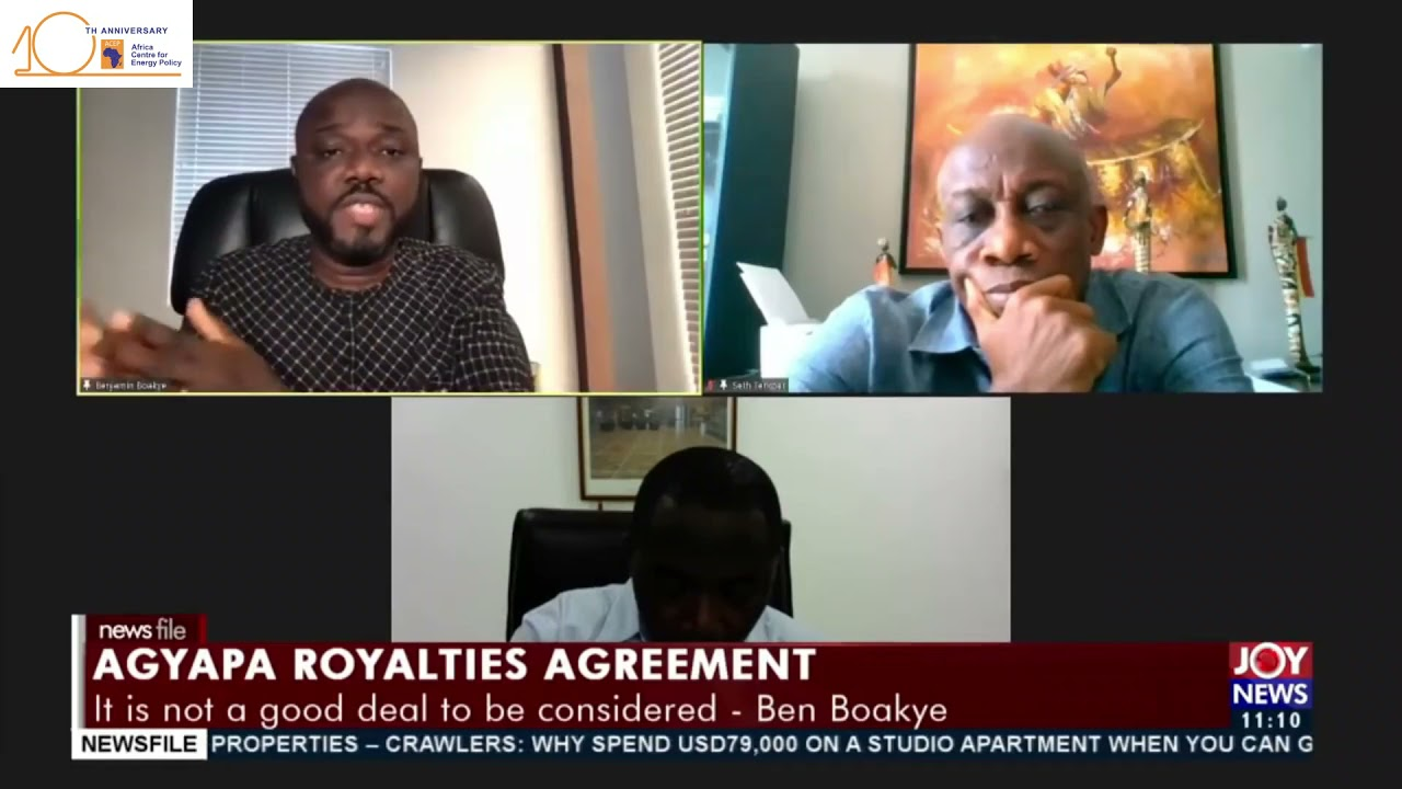 ACEP Speaks On Proposed Re-introduction Of Agyapa Royalties Deal
