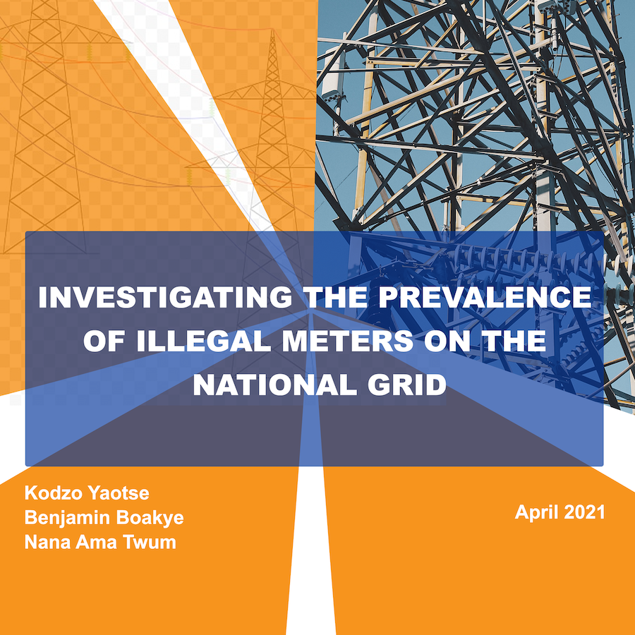 Investigating The Prevalence Of Illegal Meters On The National Grid
