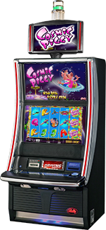 Bally Cosmic Piggy Slot Machine
