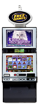 IGT Kitty Glitter Slot Machine