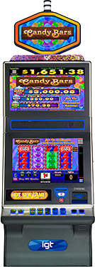 IGT Candy Bars Slot Machine