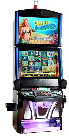 IGT Wild Mermaid Slot Machine
