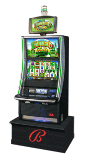 Bally Emerald Falls Slot Machine