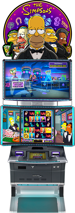Small Simpsons GameScape