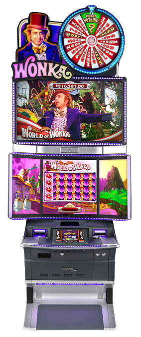 Willy Wonka Slot Machine