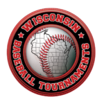 WisconsinBaseballTournaments Ball Logo