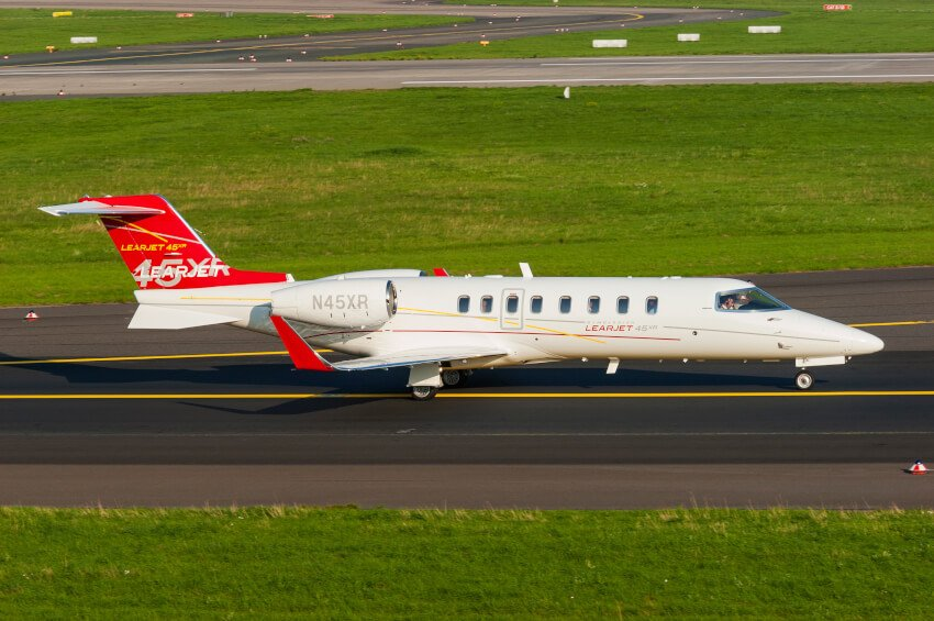 Bombardier Learjet 45 aircraft for sale